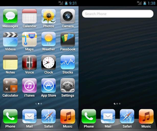 Айфон на андроид приложение скачать