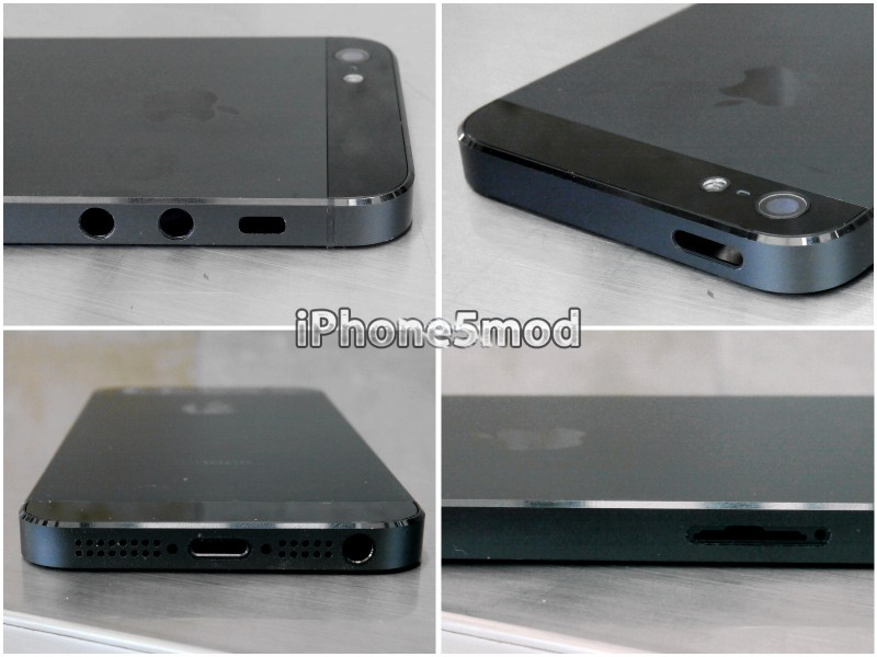 iPhone 5 Replacement Rear Casing Being Sold By iPhone5Mod