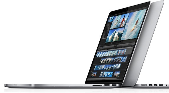 13-Inch MacBook Pro With Retina Display At iPad Mini Event On October 23