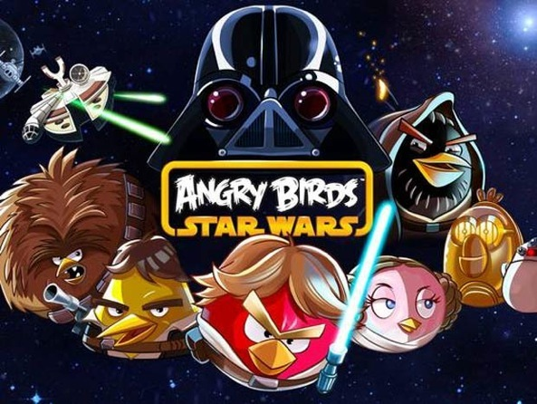 Watch The Rovio Angry Birds Star Wars 12 Parsecs Trailer