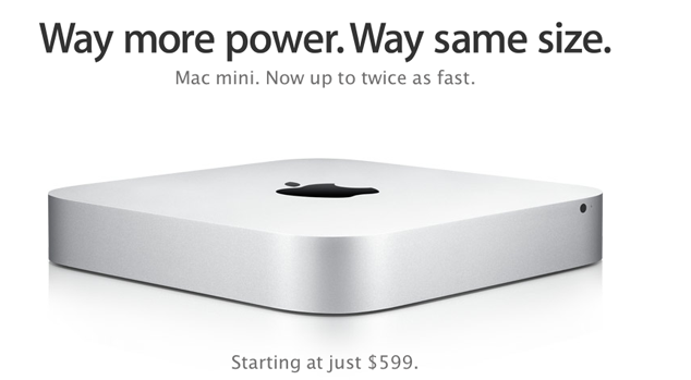 Apple To Bring Production Of Mac Mini To The United States