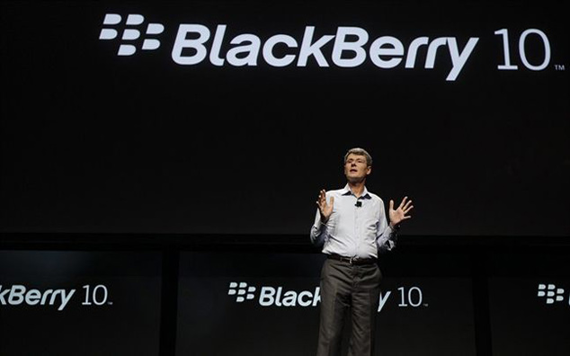 BlackBerry 10 App Submissions Live