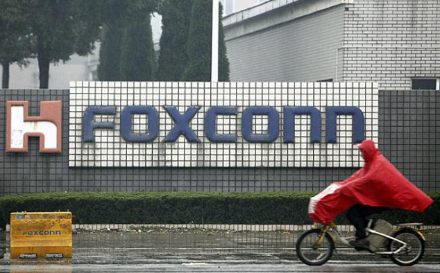 Foxconn Hiring Young Workers