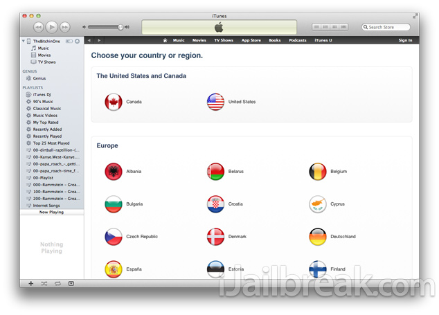 How To Make A U S  iTunes Account Without A Credit Card