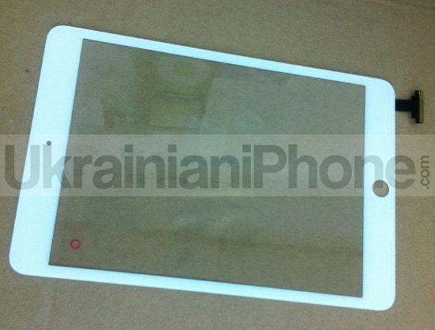 Leaked iPad Mini Components