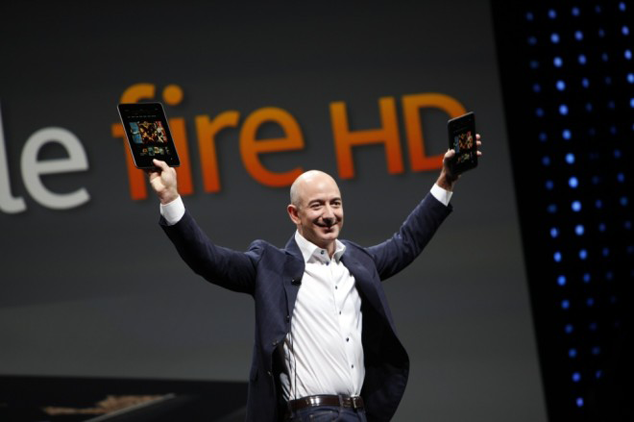 Record Number Of Kindle Fire HD Sold After iPad Mini