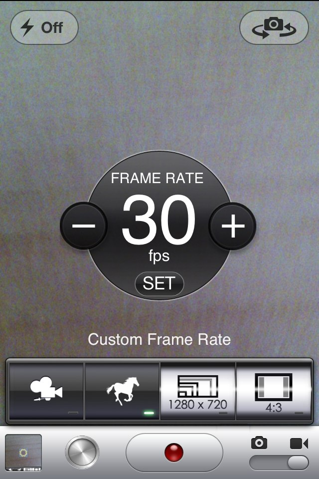 CameraTweak Cydia Tweak