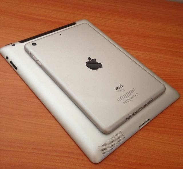 iPad Mini Photos Surface On Twitter And Instagram [LEAKED]