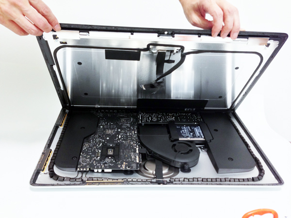 2012 Apple iMac Teardown