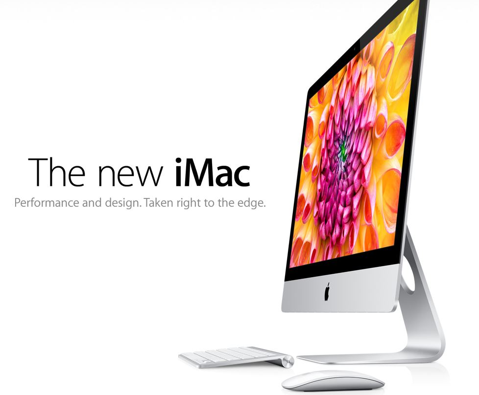 2012 Apple iMac