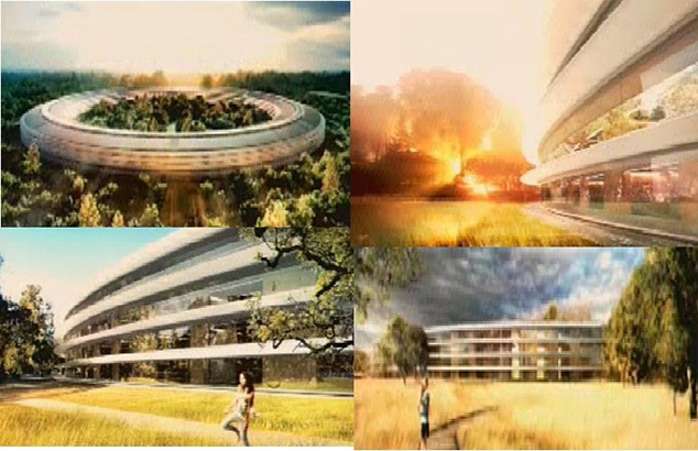Apple's Fancy New Headquarters Will Be Delayed Until 2016