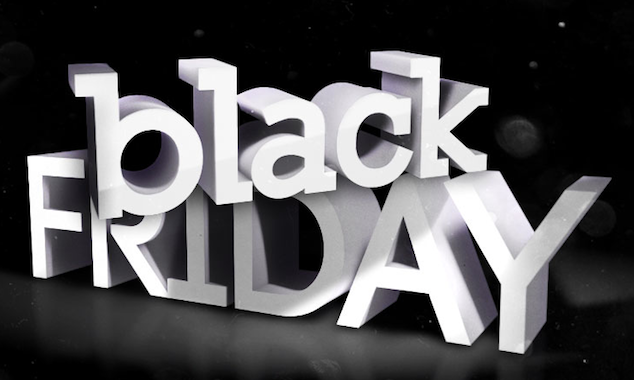 Black Friday 2012 Logo