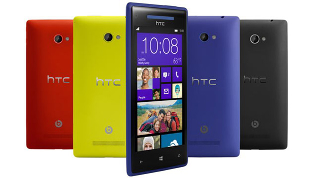 HTC 8X pricing release date
