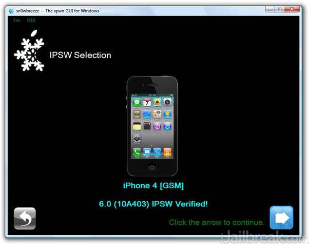jailbreak ios 6 0 1 ios 6 on iphone ipod touch with sn0wbreeze