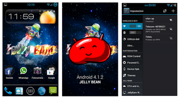 JellyBam ROM How To