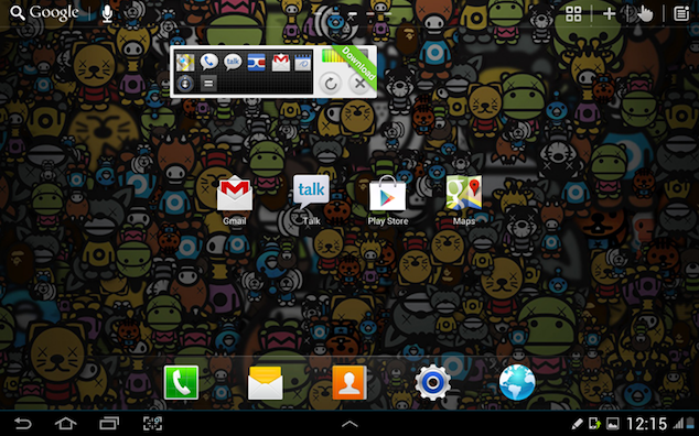 JellyNote ROM Galaxy Note 10.1