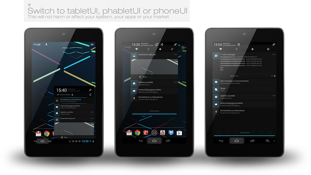 PanaroidAndroid ROM Samsung Galaxy Note 10.1 N8000