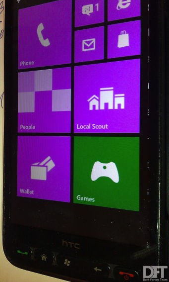 WP8 Ported To HTC HD2