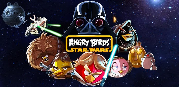 "Angry Birds Star Wars ""Escape From Hoth"" Update"