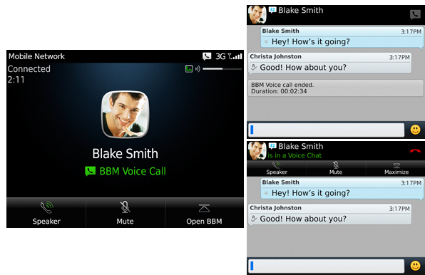 Download BlackBerry Messenger 7.0 With Free Voice Calls Over Wi-Fi