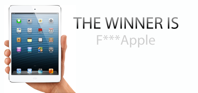 iPad Mini Giveaway Winner