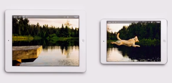 Apple Airs Two New iPad Mini TV Ads: 'Photos' And 'Books' [VIDEO]