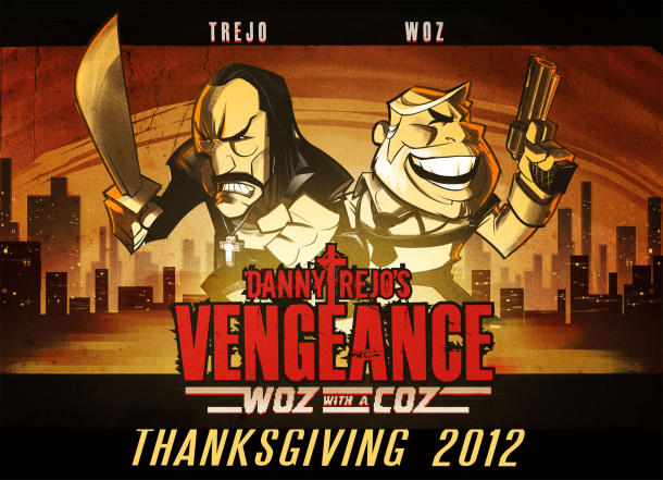 Steve Wozniak To Star In iOS Game Vengeance: Woz With A Coz