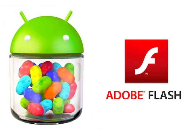 Adobe Flash On Android Jelly Bean
