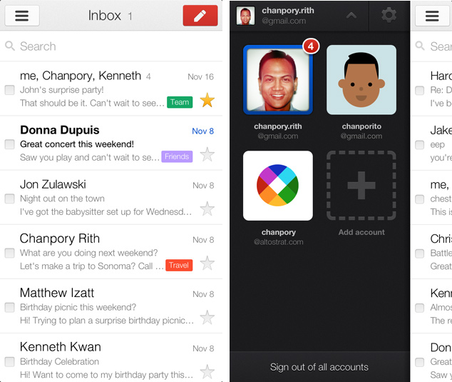 Download Gmail For iOS version 2.0