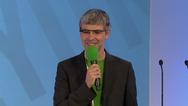 Google CEO Larry Page Interview On Self-Driving Cars, Future Of Search