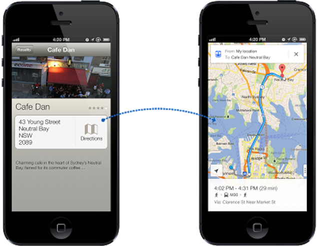 Google Maps SDK For iOS Developers