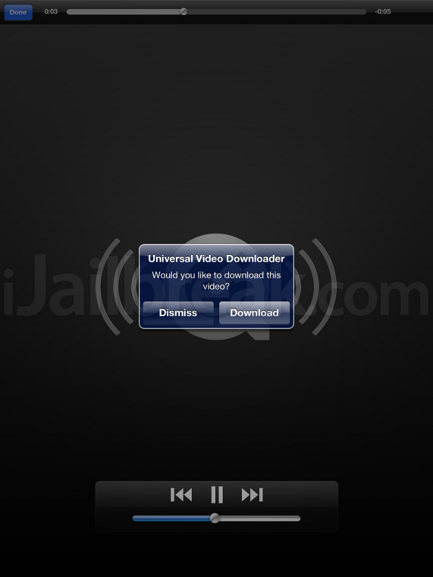 AudioExplorer Cydia Tweak