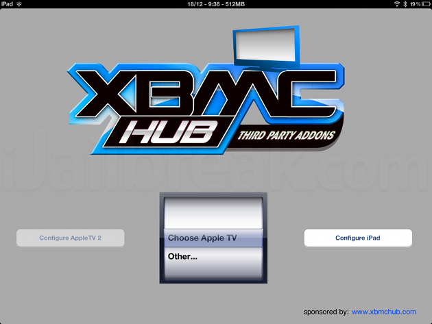 XBMC Hub Wizard (Third Party Addons)