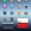 CenterBadges Cydia Tweak Centers Badge Notifications In SpringBoard Apps