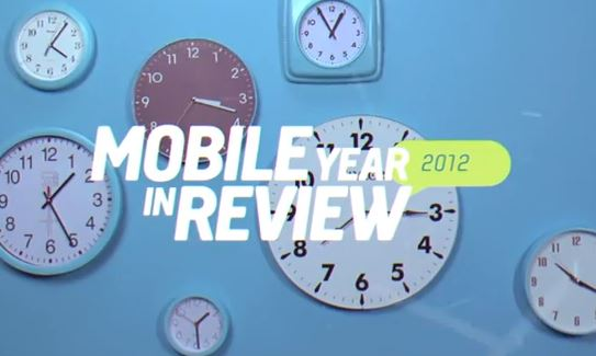 Mobile Year in Review 2012