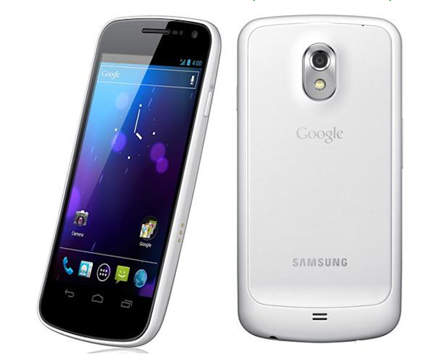 SAMSUNG GT-I9250 GALAXY NEXUS WHITE