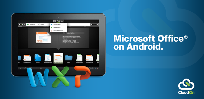 cloudon-android-microsoft-office