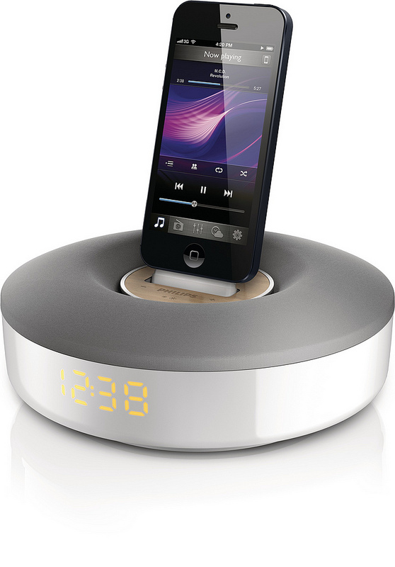 Bedroom Docking Speaker