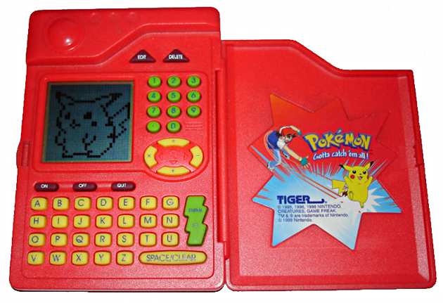 Pokemon Pokédex
