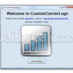 How To: Customize The Carrier Logo On Windows With CustomCarrierLogo [No Jailbreak Required]