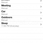 SBProfiles 2.0-1 Adds 'Experimental Support' For Triggering SBSettings Toggles Through GPS [Cydia Tweak]