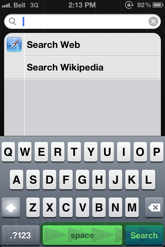DismissMyKeyboard Introduces Hide Keyboard Gesture To iPhone, iPod Touch [Cydia Tweak]
