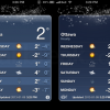 Stuck On iOS 5? 'iOS 6 Weather' Theme Makes Weather Look Like iOS 6 [WinterBoard]