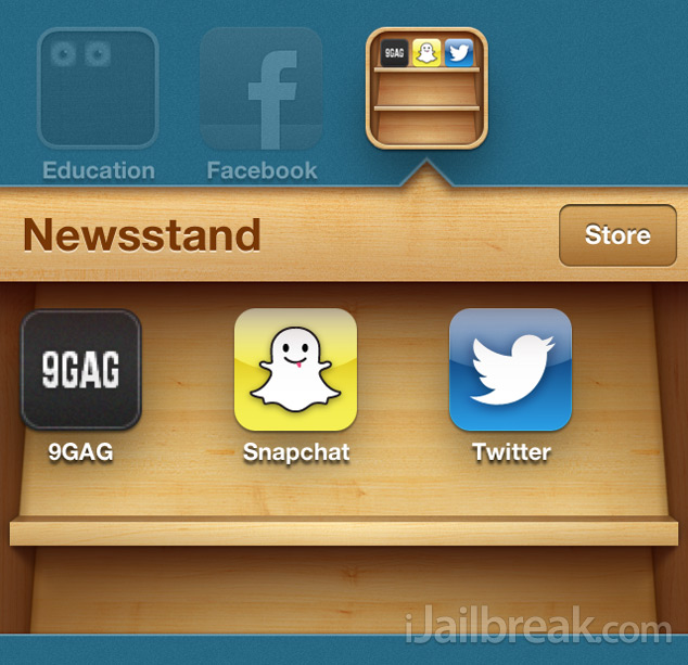 Newsstand-Apps