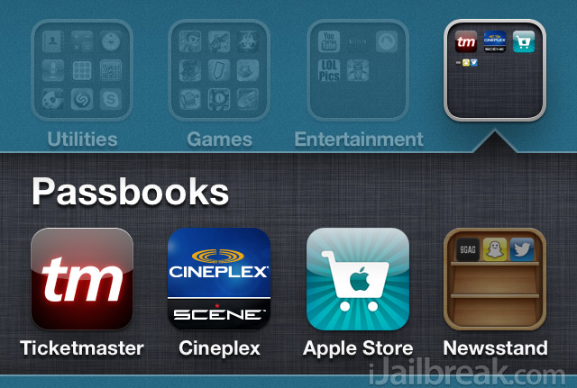Newsstand-In-Folder