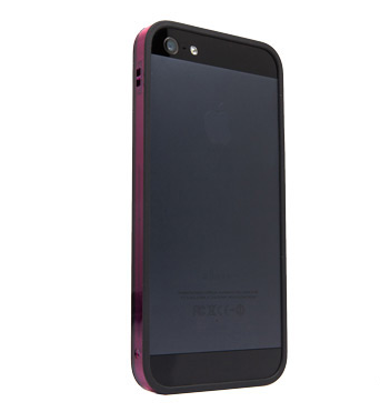 Perimeter iPhone 5 Case Red
