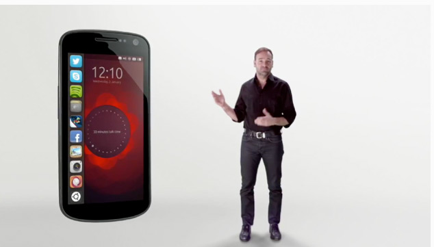 Ubuntu For Phones Announced