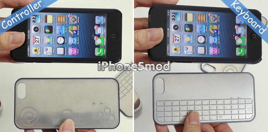 ex hybrid controller iphone5mod