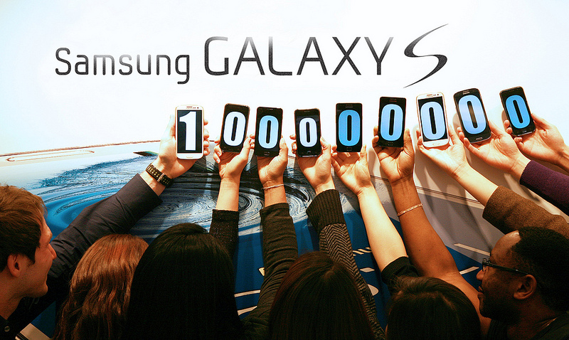 Samsung Goes On To Sell Over 100 Million Galaxy S Devices