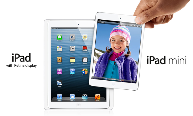 iPad 5G To Inherit iPad Mini Display Technology